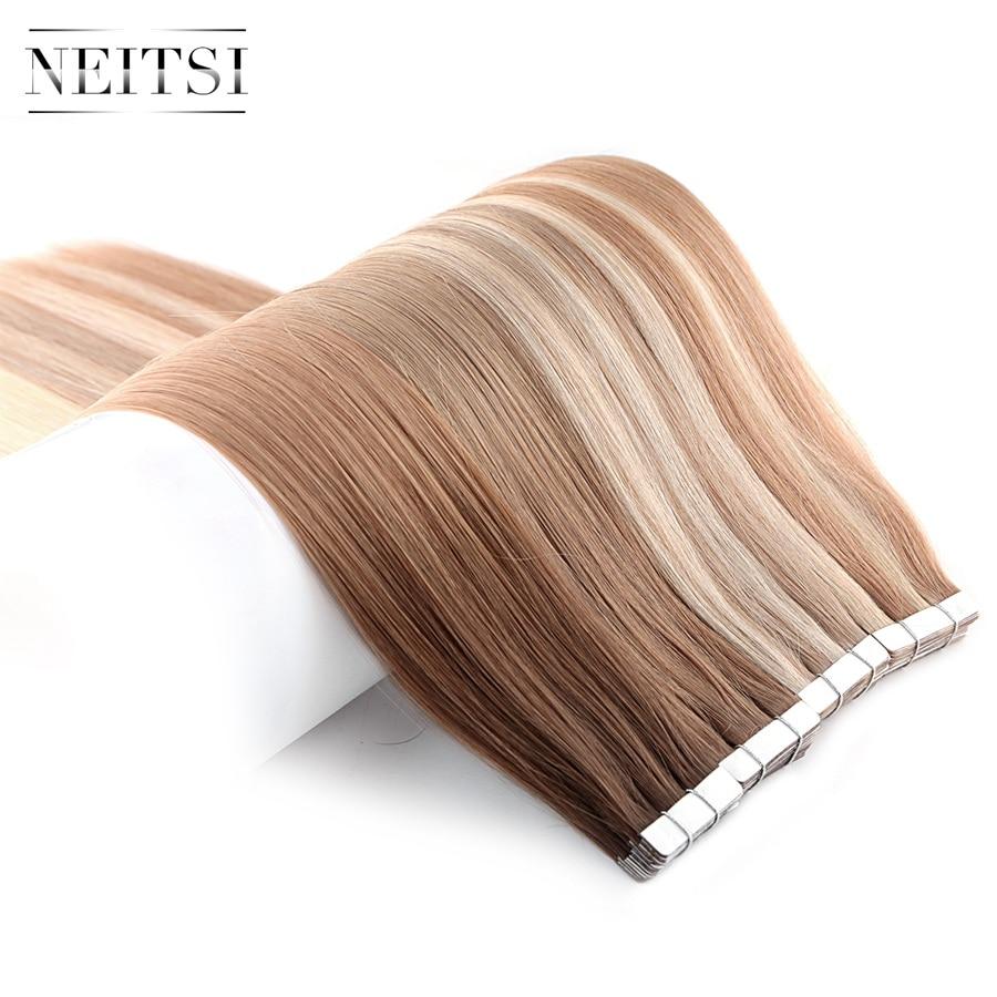 Shirita Neitsi Remy në Zgjatjet e Flokëve të Njeriut Rrëshqitje e - Flokët e njeriut (të bardha) - Foto 4