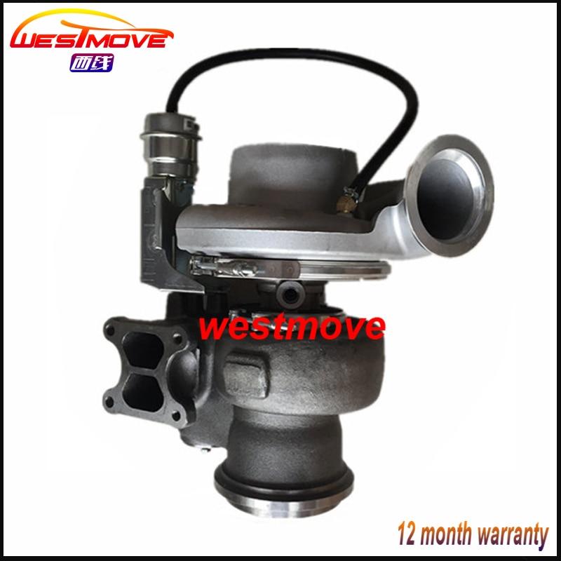 HX35W Turbo 3596613 4025321 4036758 4037480 4037481 4037482 4040844  Turbocharger For Cummins Signature 600 Engine : ISX2