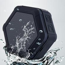 Портативный беспроводной Bluetooth динамик Колонка коробка Мини Бас-колонки сабвуфер стерео влагозащищенный динамик для iPhone Xiaomi SPY01