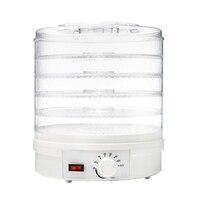 Food Dehydrator Fruit Vegetable Herb Meat Drying Machine Snacks Food Dryer With 5 Trays Eu Plug|Dehydrators| |  -