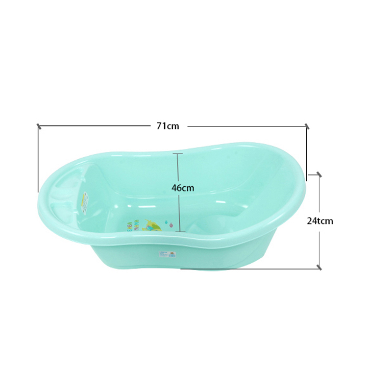 Wholesale cheap baby shower tub fashional baby bathtub colorful ...