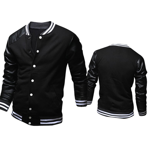 Hot Selling New Arrival 2016 High Quality Fashion Men S Varsity