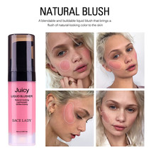 Pink Decoration Blusher Stick Matte Nude Makeup Repair Blush Rouge Beauty