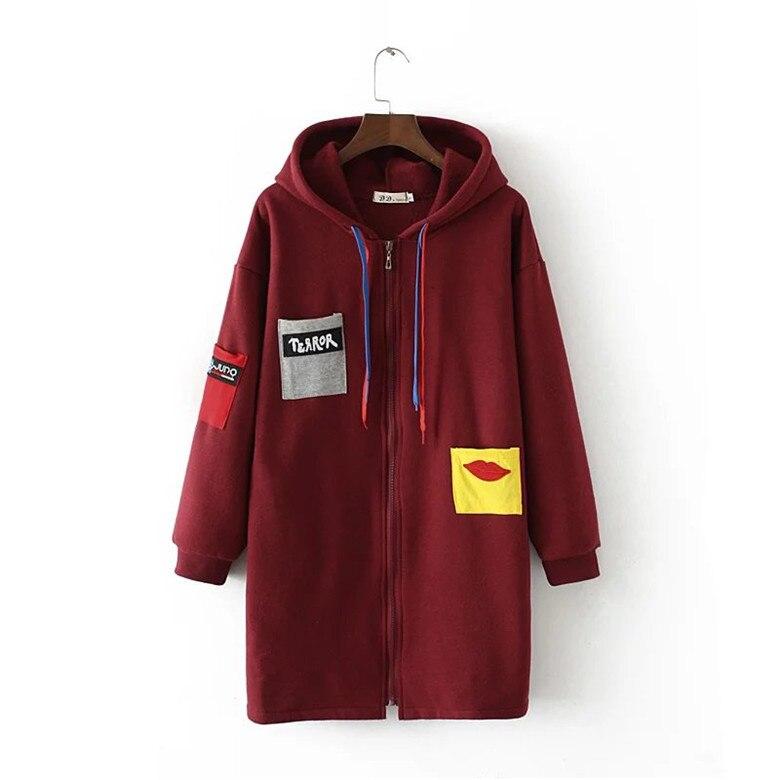 ФОТО Winter Plus Size Coat Women Parkas Thicken Long Outwear Women Coats long Winter jacket Big Hooded Jacket Coat Black Red Army