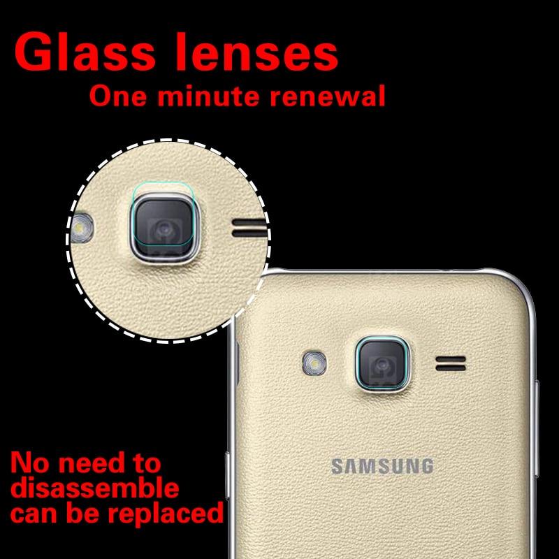 Back Camera Lens Tempered Glass Film For Samsung Galaxy J1 Ace /J2 /J3 Prime/ J5 Prime /J7 Prime Rear Camera Lens Protector Film