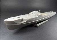 ARTWOX Revell 5002 German fast attack boat S 100 wooden deck AW50033