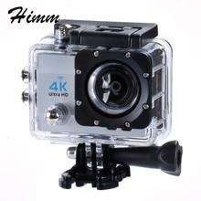 5pcs/lot X9 Action camera 4K/30fps 1080P/60fps 720P/120fps WiFi 2.0″ 170D Helmet Cam underwater 30M waterproof Sports camera