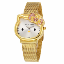 WoMaGe 2018 Women Girls Cartoon Cat Quartz Watch