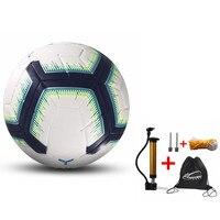 2019 New Professional Match Training Standard Soccer Ball Official Size 5 Football Anti slip Futebol Voetbal