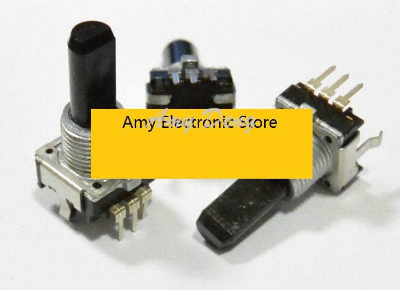 20pcs/lot Free shipping Japan's EC12 encoder switch 12 axis posioning 12 points long pulse 20MM