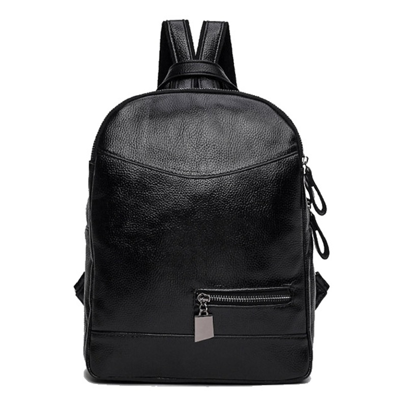 Women Leather Backpack Preppy Style Female Mochila Schoolbag Multifunctional Women Backpack For Teenage Girls Back Pack Backpack