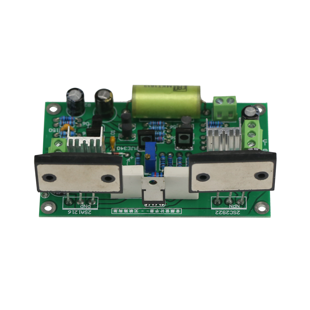 Ghxamp Hifi Classic Discrete Amplifier Board Audio Amp 35v Us By Circuit Electronic Design Power Manual 2sc2922 Dual 24v 50v 1pairs In From Consumer
