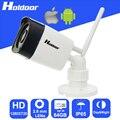 WiFi P2P IP 720 P HD Mini Cámara 2.8mm Lente Onvif P2P IR Cut Día o de Visión Nocturna de vigilancia de seguridad sistema de alerta de correo electrónico webcam