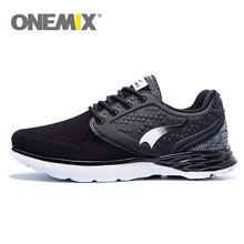 new onemix mens damping breathable Running Shoes sport shoes men air mesh sneakers buty sportowe laufschuhe herren