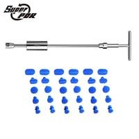 Super PDR Car Dent Repair Tools Kit 1 Pcs 2 In 1 T Shape Slide Hammer