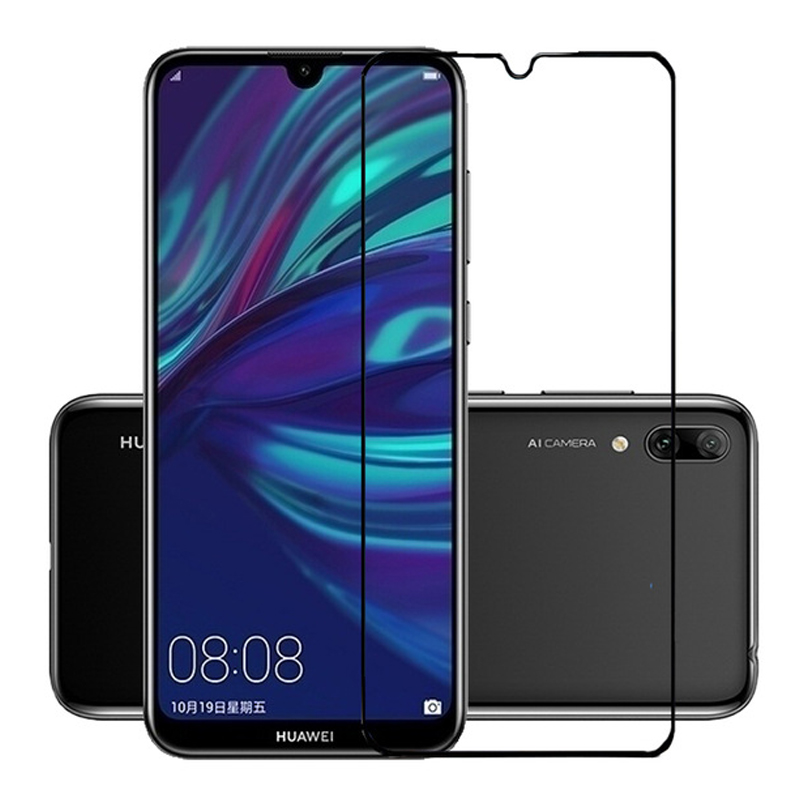 For Huawei Y7 2019 Glass Huawei Y7 2019 DUB-LX1 Screen Protector Tempered Glass For Huawei Y7 Pro Prime 2019 Protective Glass