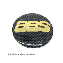 BBS4pc56.5mm car rim cover decal wheel center auto supplies parts sticker badge for styling