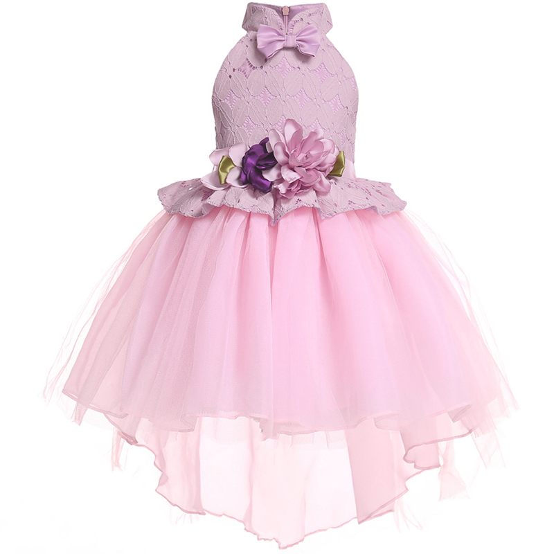 Floral Princess Dresses for Girls Clothes Tulle Childrens Costume Bow Kid Prom Gown Designs Girl Teenagers Evening Party DresssFloral Princess Dresses for Girls Clothes Tulle Childrens Costume Bow Kid Prom Gown Designs Girl Teenagers Evening Party Dresss