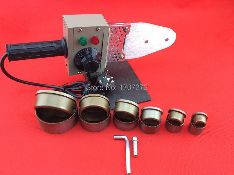 Envío gratis temperatura controlada máquina de soldadura ppr, - Equipos de soldadura - foto 3