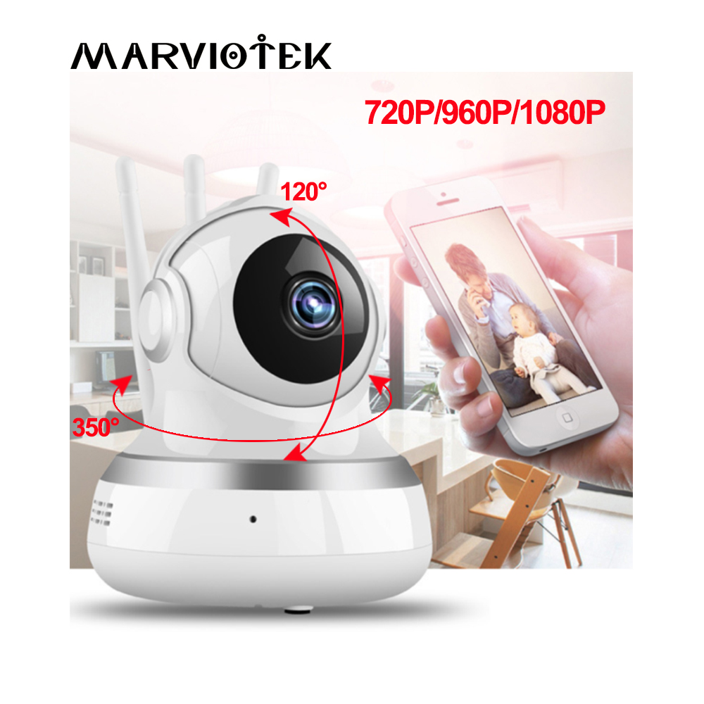 HD 1080P Baby Monitor Wireless Smart Audio CCTV Camera Home Security IP Cameras Network Surveillance Camera Baby cam Wi-Fi full hd ip camera 5mp with sound dome camera ip cam cctv home security cameras with audio indoor cameras onvif p2p