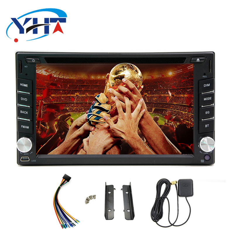 Universal 2 Din Android 71 Car Gps For Honda Crv Agreement Fit