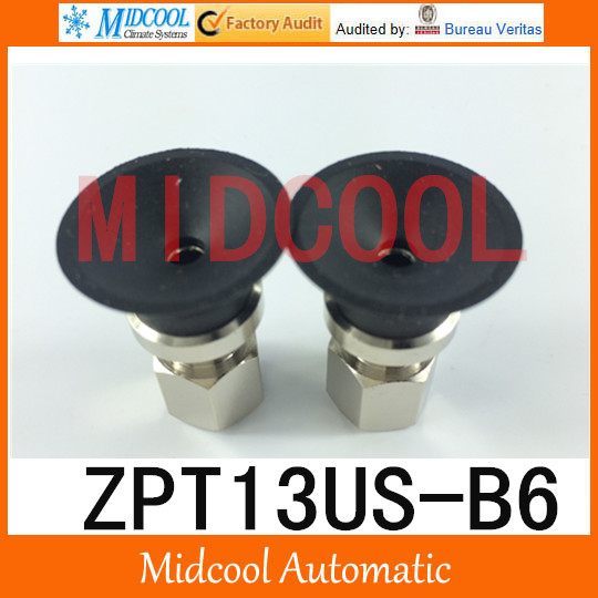 Free shipping ZPT13US B6 high quality vacuum chuck mechanical accessories