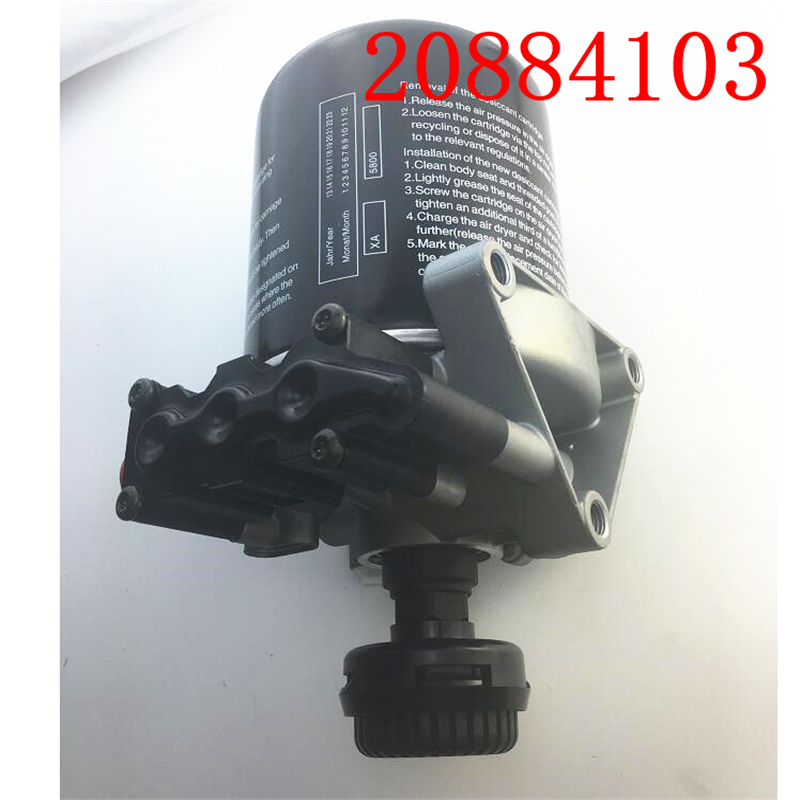 TRUCK PARTS VOL-TRUCK 20884103 AIR DRYER, COMPRESSED-AIR SYSTEM