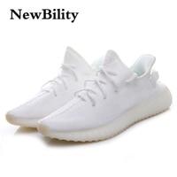 NewBility Men S Sneaker Yeezys Boost 350 Women Running Shoe Sports Mens Running Shoes Spor Ayakkabi