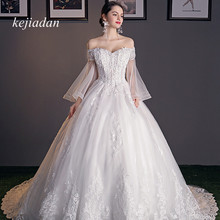 kejiadian Ball Gown Wedding Dress 2018 Bridal Gowns