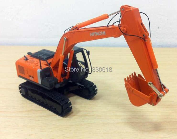 Novo! novo! Hitachi 1:50 hitachi zaxis zh200 escavadora com metal faixas veículos de construção