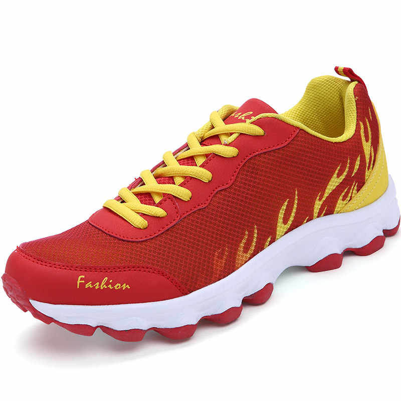 Hundunsnake الأخضر شبكة رجل أحذية رياضية خفيفة الوزن الرجال أحذية رياضية الرجال أحذية رياضية للنساء احذية الجري الرجال عداء الساحة T177