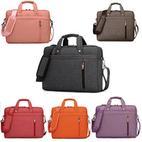 Laptop Bag 12 13 Inch Shockproof Airbag Waterproof Computer Bag Men And Women Luxury Thick Notebook