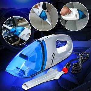 12 V Portable Car Vacuum Cleaner Lightweight High Power Wet Dry Dual Use Super Suction