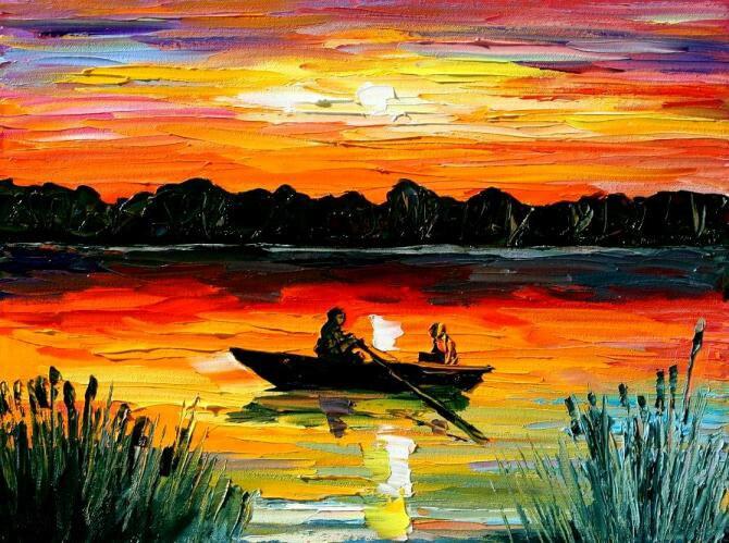 Online Get Cheap Famous Landscape Painting Artists -Aliexpress.com ...