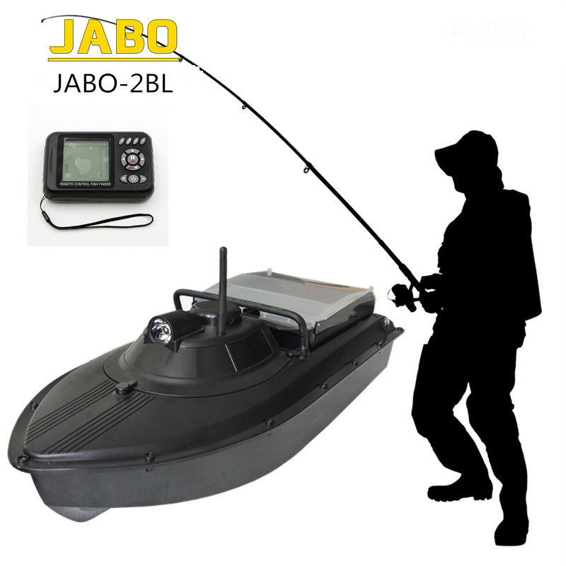 Free Shipping!Updated JABO-2BL 300M Remote Control Fish Finder Bait Boat Water Depth&Temperature Sonar detection tech 2017 hot mini blender multifunctional superfood extractor blenders professional fruit mixer machine vegetable processor juicer