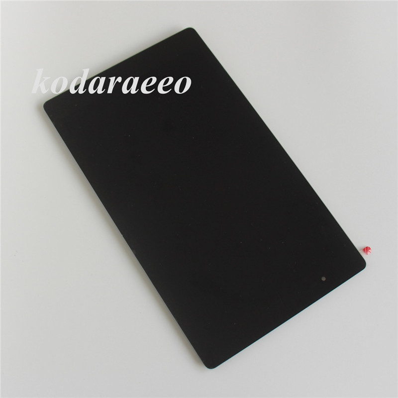Kodaraeeo For Lenovo Tab3 8Plus Tab3 P8 TB-8703F 8703N LCD Display whit Touch Screen Digitizer Assembly Parts new print luxury magnetic folio stand fashion prints flower leather case cover for lenovo tab 3 8 plus tab3 p8 tb 8703f tb 8703n