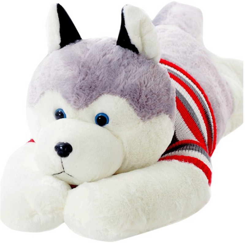 200cm-160cm Large Husky plush toy dog,Children and girls birthday gift , the whole network lowest price doll on sale стоимость