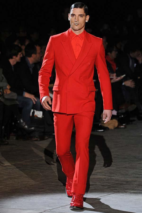 All Red Suit Mens - Hardon Clothes