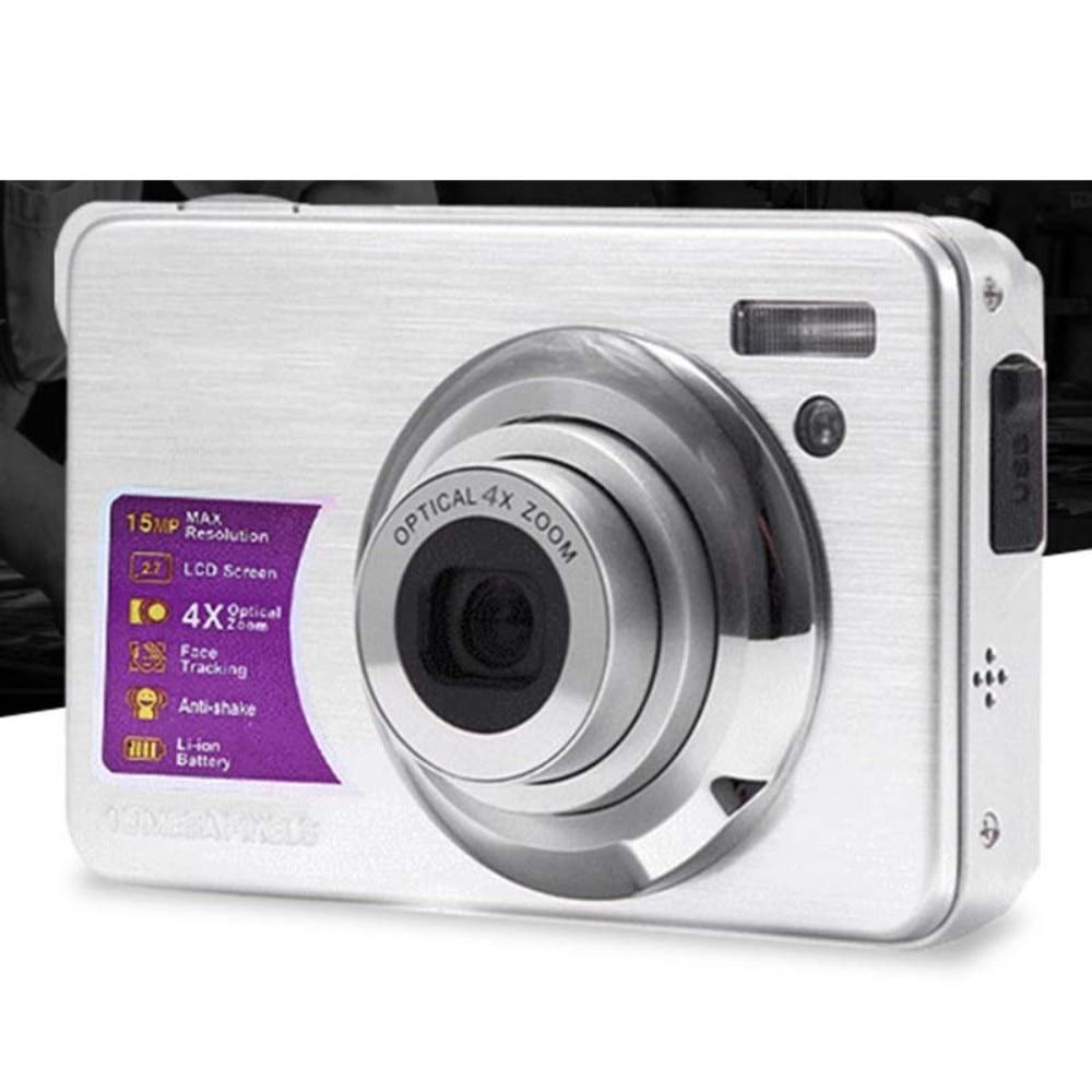 2.7 TFT LCD Screen Digital Camera Take Photo DV Camcorder HD Video Face Detection Camera Anti-shake Portable Vedio Recorder ...