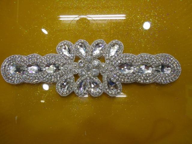 Wholesale crystal rhinestone appliques beads embellishments