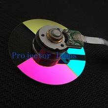 Оптовая продажа Оригинальных DLP Проектор цветовое колесо для Acer X1160 Цвет колеса
