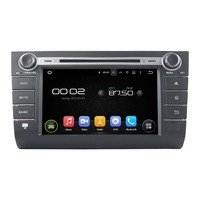 Fit For Suzuki SWIFT 2006 2011 Android 5 1 1 HD 1024 600 Car Dvd Player