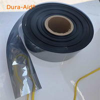 A Roll Of Antistatic ESD Shielding Open Top Package Bag Heat Seal Moisture Proof Anti Static Pouch Bags for Electronic Supplies