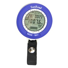 Big sale Fishing Barometer Multi-function LCD Digital Outdoor Fishing Barometer Altimeter Thermometer Drop shipping