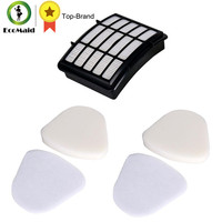 2 1 Pack Replacement Filter Kit For Shark Models Vacuum Cleaner Replacement Foam Felt Filter Vacuum