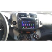 Latest 1GB RAM 16GB 2din Android 7 1 Car GPS Navigation For Toyota RAV4 Autoradio Audio