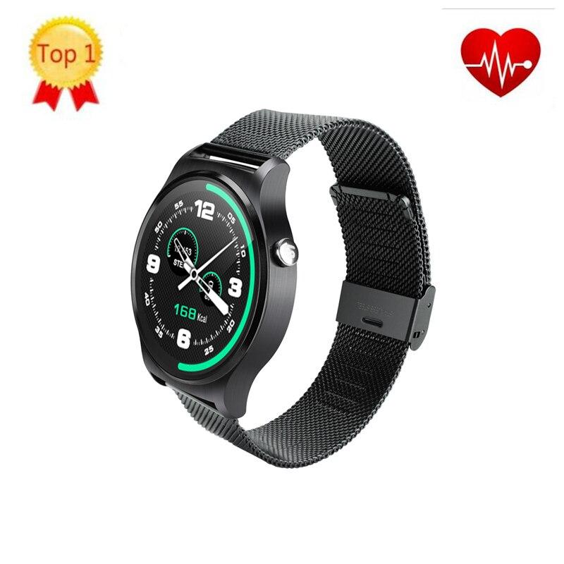 Original GW01 Bluetooth 4 0 Smart Watch IPS Round Screen Life Water Resistant Anti lost Smartwatch