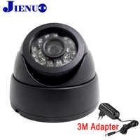 720P 960P 1080P ip-камера внутренние купольные камеры ip-камеры безопасности сетевая CCTV ip-камера s видеонаблюдение Onvif P2P JIENU