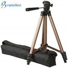 BS3130 Smartphone Professionele Statief Portable Camera Aluminium Statief Stand Voor Telefoon Mobiele Slr Digitale Video Camera