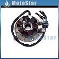 Motorcycle 6 Poles Coils Magneto Stator For Chinese Lifan 140cc Engine Pit Dirt Motor Bike ATV Quad Motocross